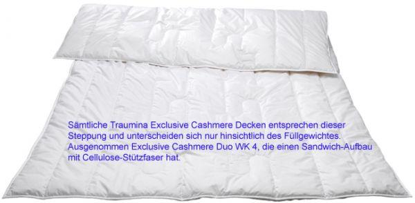 Traumina Cashmere Duo leicht WK 3