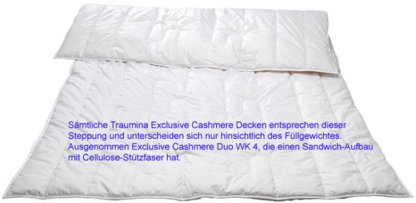 Traumina Exclusive Cashmere Duo WK 4