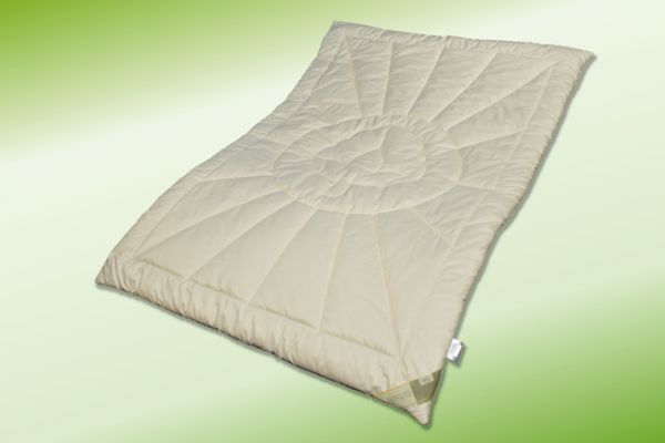 Garanta Bio Cotton GOTS Duo warm Baumwolldecke