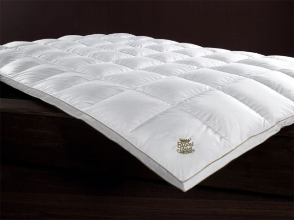 OBB Royal Bed Daunendecke warm