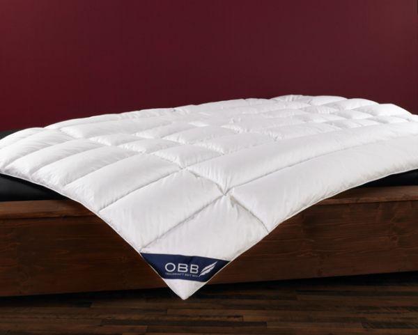 OBB Climasphere 4-Jahreszeiten Daunendecke