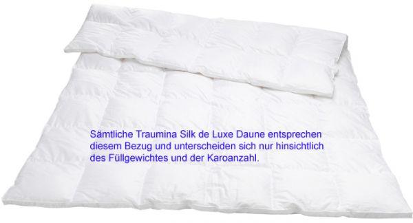 Traumina Silk De Luxe Daune Kassettendecke WK 4