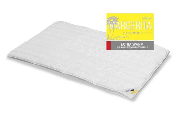 Schlafstil Margerita Extra Warm Faserdecke Vierjahreszeiten